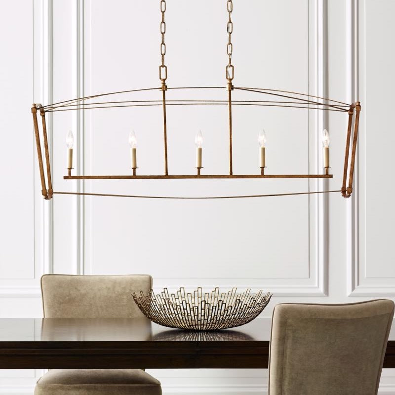 Thayer Linear Chandelier