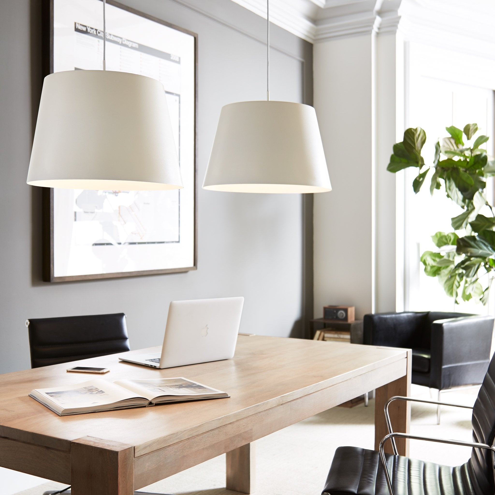 Lighting Your Home Office