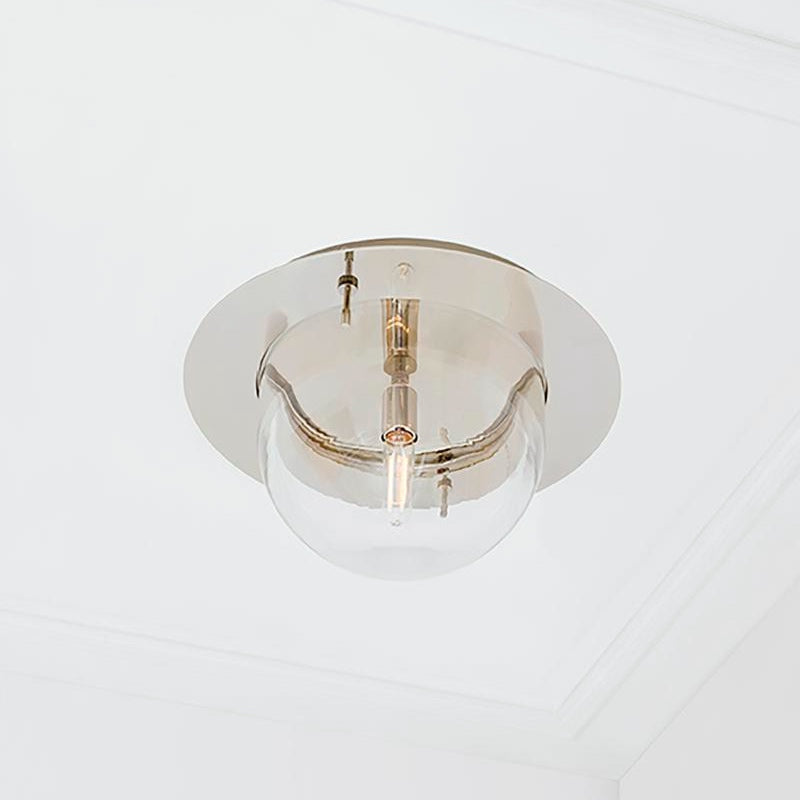 Nuance Large Flush Mount