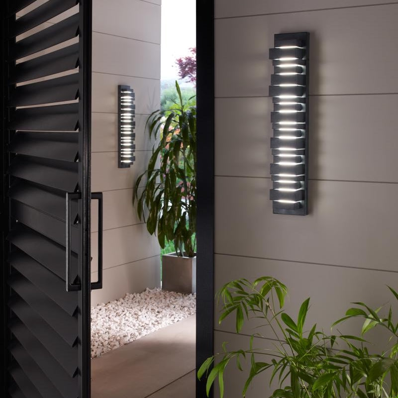 Ledgend LED Medium Outdoor Sconce
