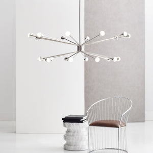 Lody 20 Light Chandelier