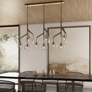 Sedona Triple Chandelier