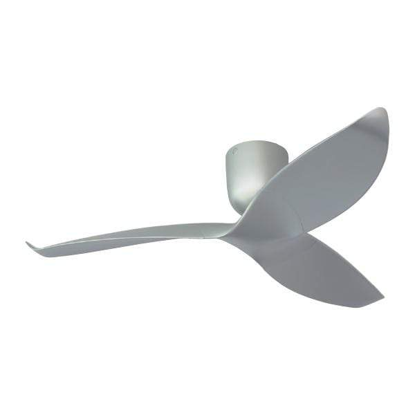 Indoor Fans AE3+ Ceiling Fan - Silver Home Lighting Consultants Sydney
