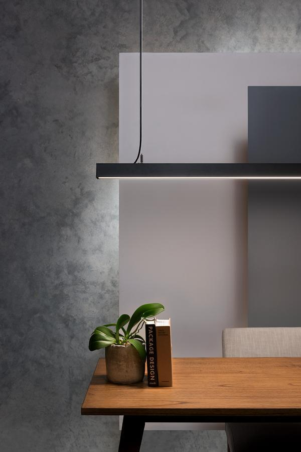 Interior Pendant Arrow Linear Light