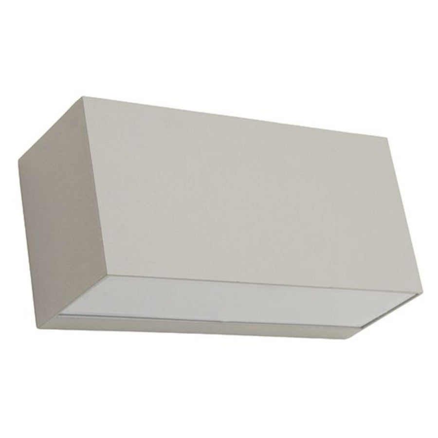 Exterior Wall Light Asker Fixed Down Wall Light