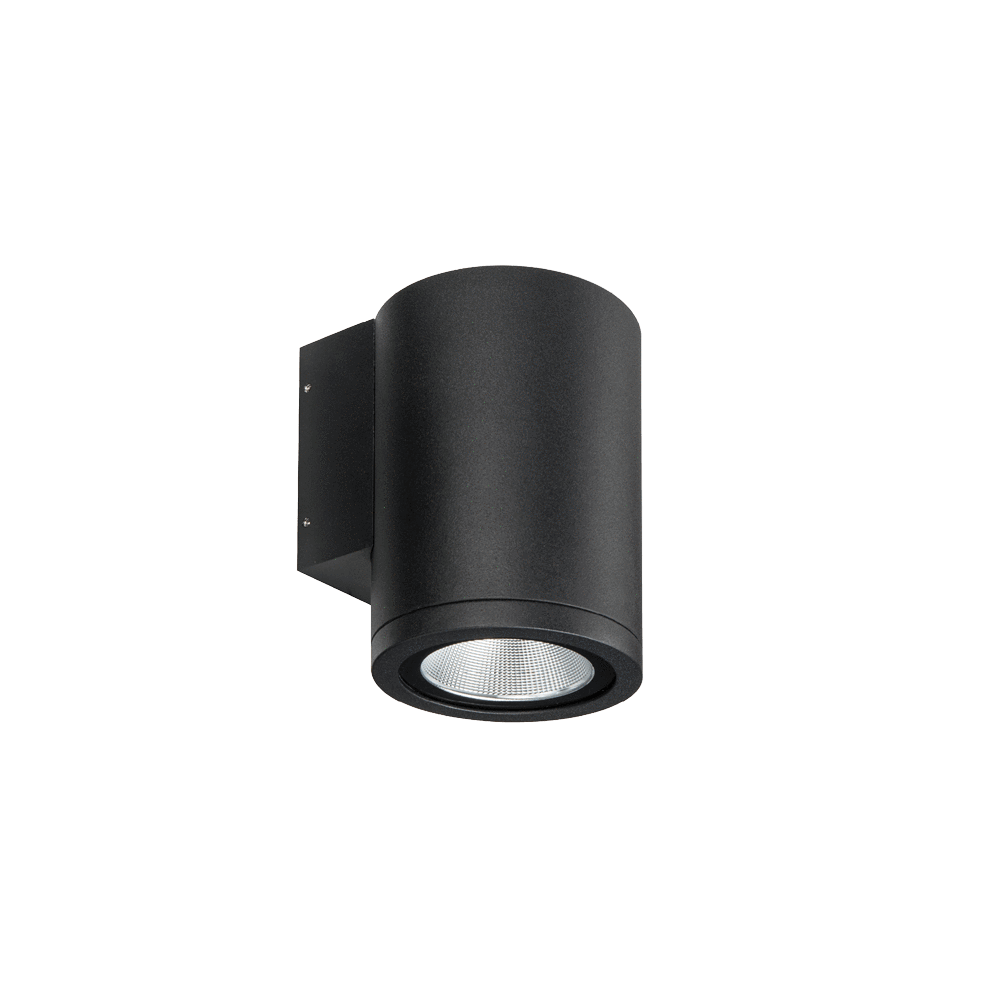 Exterior Wall Light Athena Exterior Fixed One Wall Light