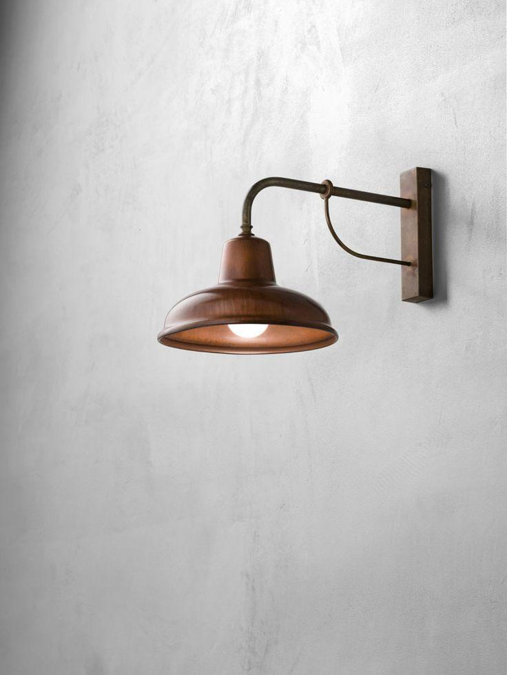Exterior Wall Light Bells Wall Light