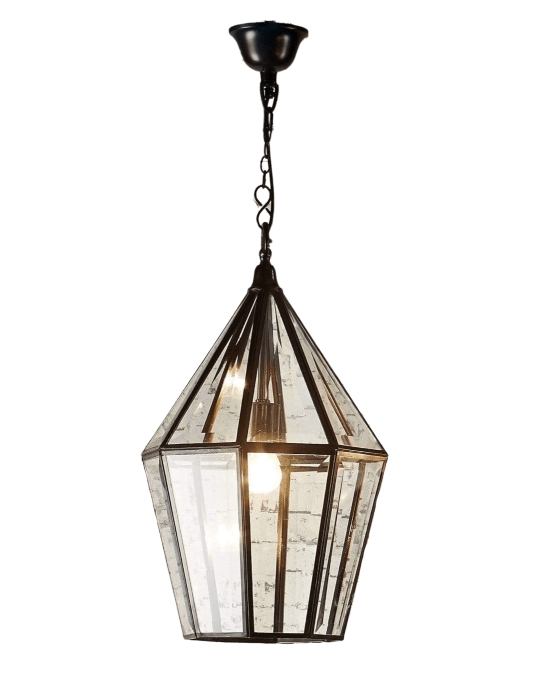 Belmont Glass Lantern lighting shops lighting stores LED lights  lighting designer