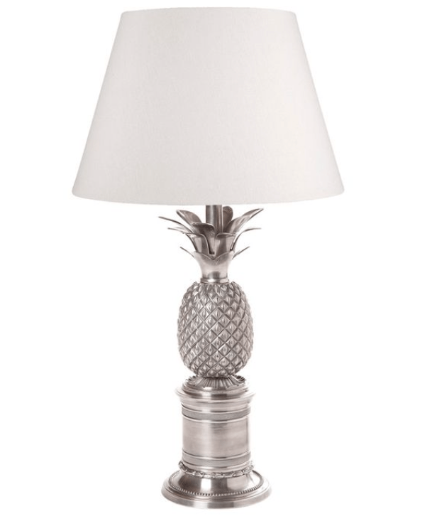 Table Lamps Bermuda Pineapple Table Lamp lighting shops lighting stores LED lights  lighting designer