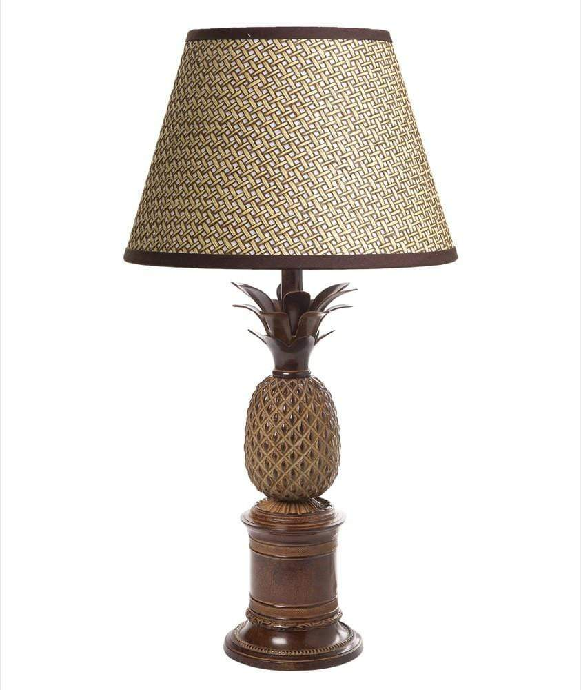 Table Lamps Bermuda Pineapple Table Lamp