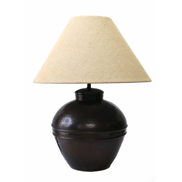 Table Lamps Brass Hammered Lamp lighting shops lighting stores LED lights  lighting designer