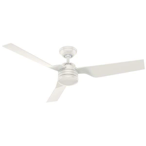 Indoor Fans Cabo Frio Ceiling Fan - White Lighting Shops