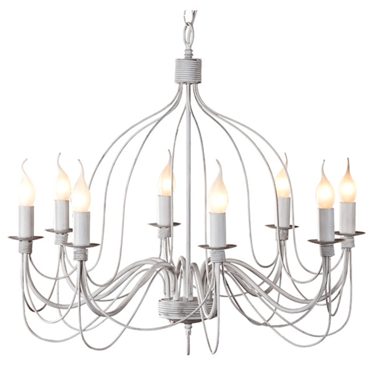 Interior Pendant Candice 8 Light Chandelier