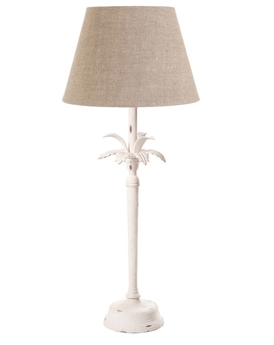 Table Lamp Casablanca Palm Tree Table Lamp