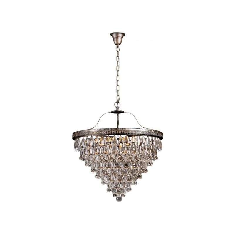 Chandelier Cascade Chandelier Lighting Plan