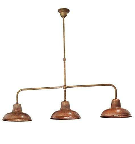 Interior Pendant Contrada 3 Light Pendant