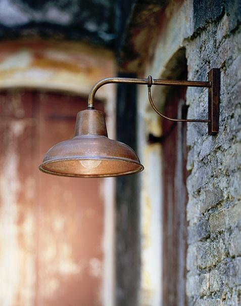 Exterior Wall Light Contrada Exterior Wall Light