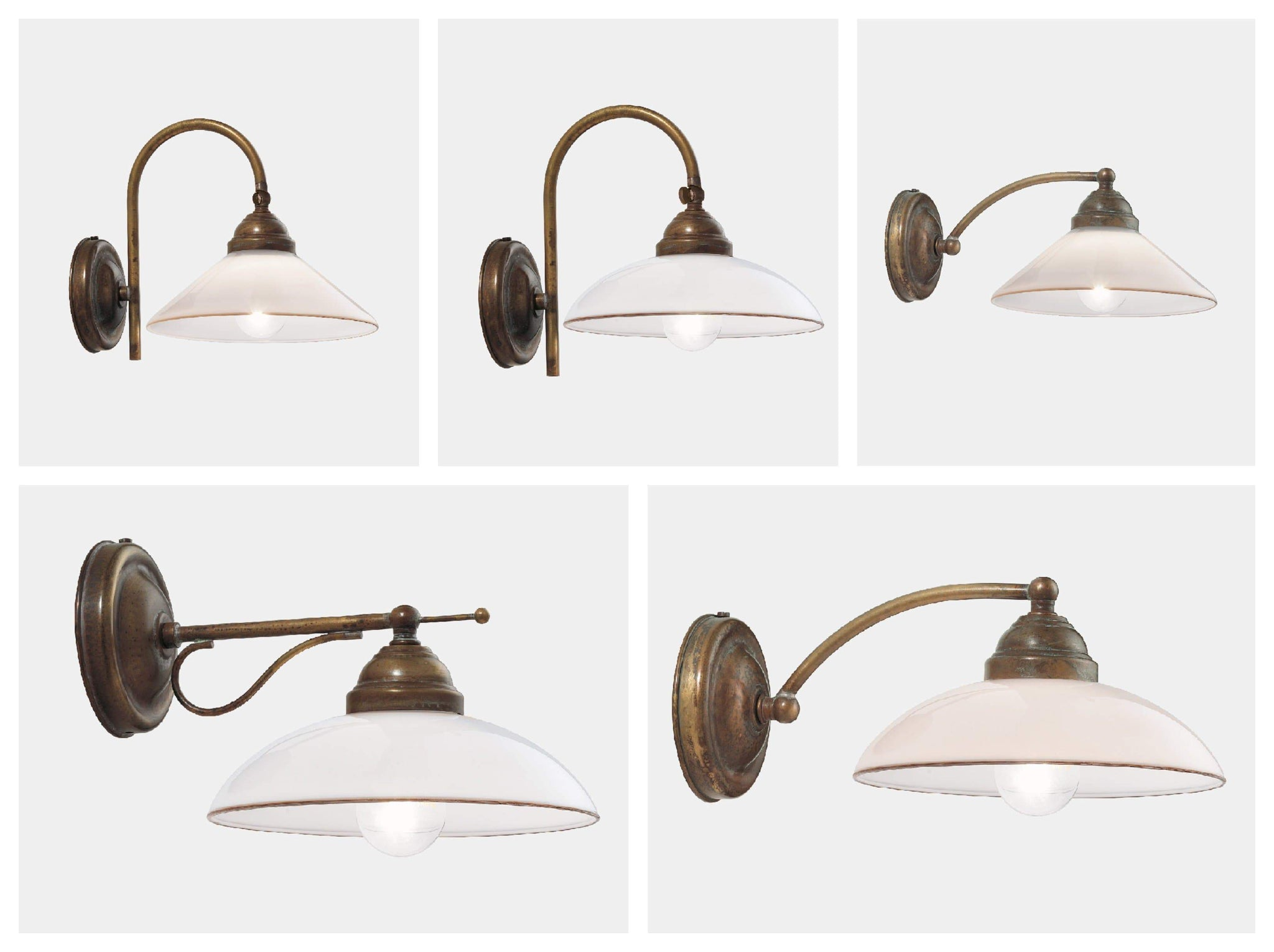 Interior Wall Light / Sconce Country Wall Light Contina Wall Light lighting shops lighting stores LED lights  lighting designer