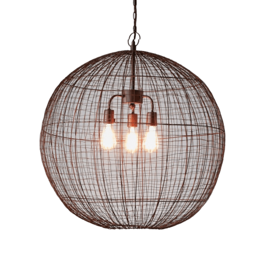 Interior Pendant Cray Ball Pendant - Large