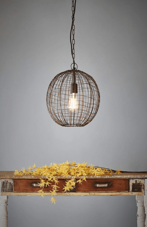 Cray Ball Pendant - Small lighting shops lighting stores LED lights lighting designer