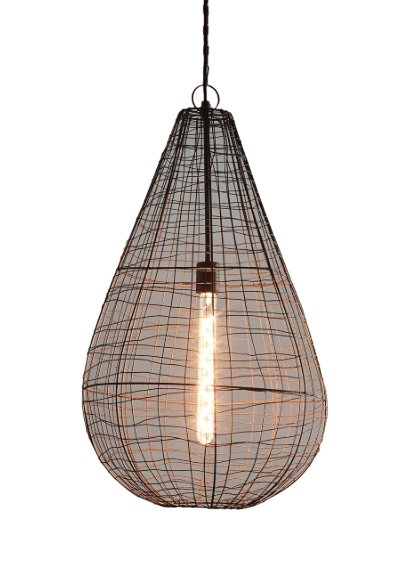 Cray Pot Pendant - Large lighting shops lighting stores LED lights  lighting designer