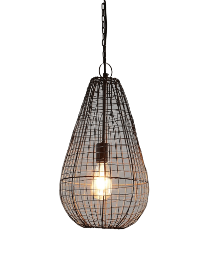 Cray Pot Pendant - Small lighting shops lighting stores LED lights  lighting designer