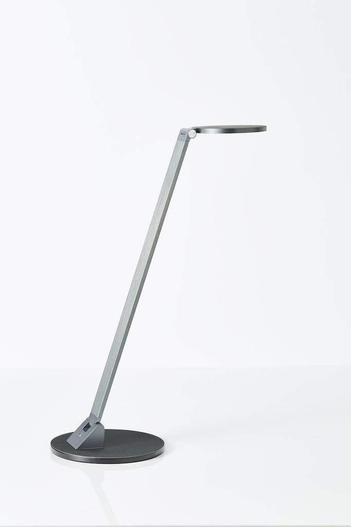 Task Lighting Darlinghurst LED Desk Lamp Grey Blue lighting shops lighting stores LED lights  lighting designer