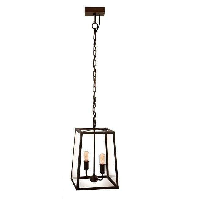 Interior Pendant Dover 2 Light Lantern