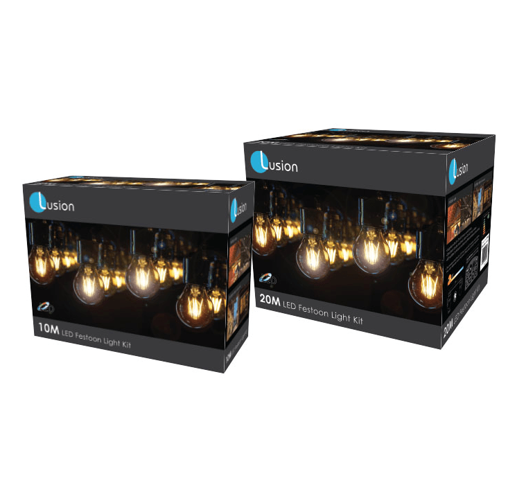 Festoon & Fairy Festoon Light Kits