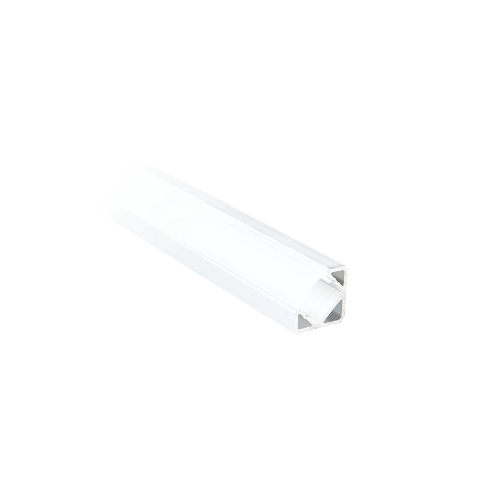 Profiles Glide Extrusion GA27 (Corner Profile) Profiles Corner Profile - HV9691-1616 lighting shops lighting stores LED lights lighting designer