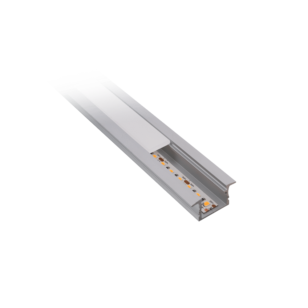 Profiles Glide Extrusion GR30 (Recessed)