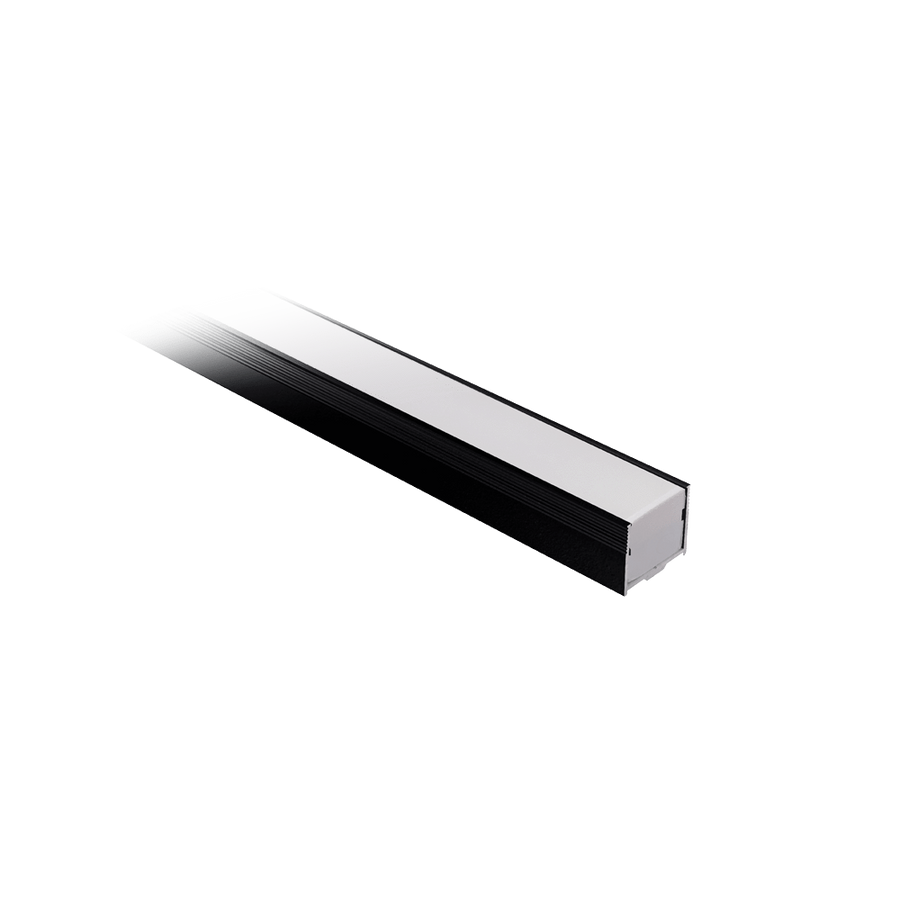 Profiles Glide67 Extrusion GI20 Profiles Corner Profile - HV9691-1616 lighting shops lighting stores LED lights lighting designer