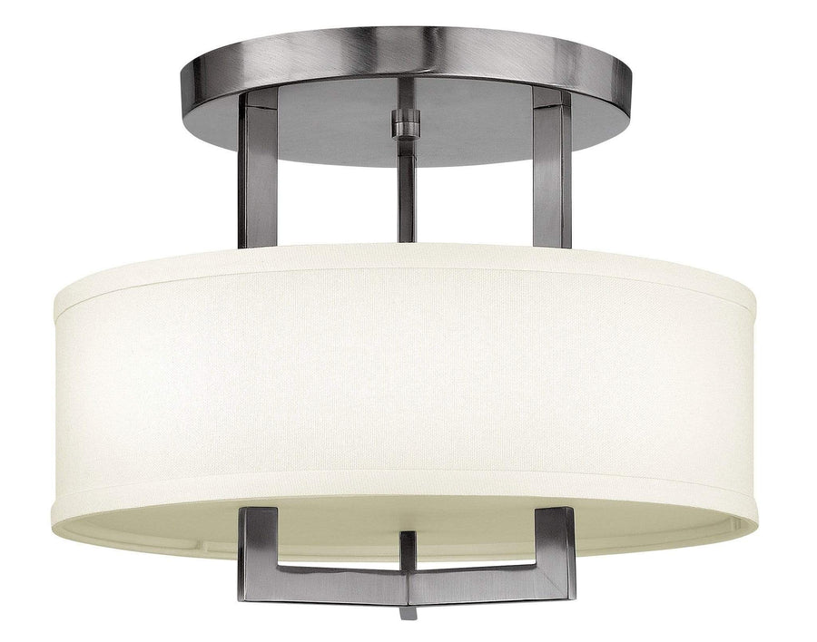Interior Flush & Semi Flush Hampton Flush Mount