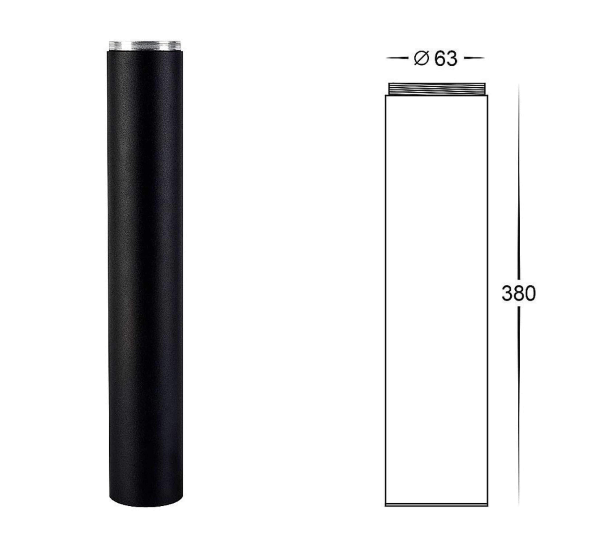 Bollards Highlite 12W LED Bollard
