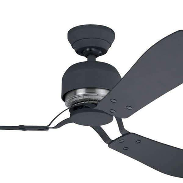 Indoor Fans Industrie II Ceiling Fan - Graphite Lighting Stores
