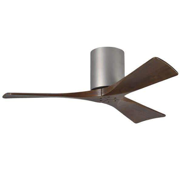 Outdoor Fans Irene 3H Ceiling Fan - Brushed Nickel