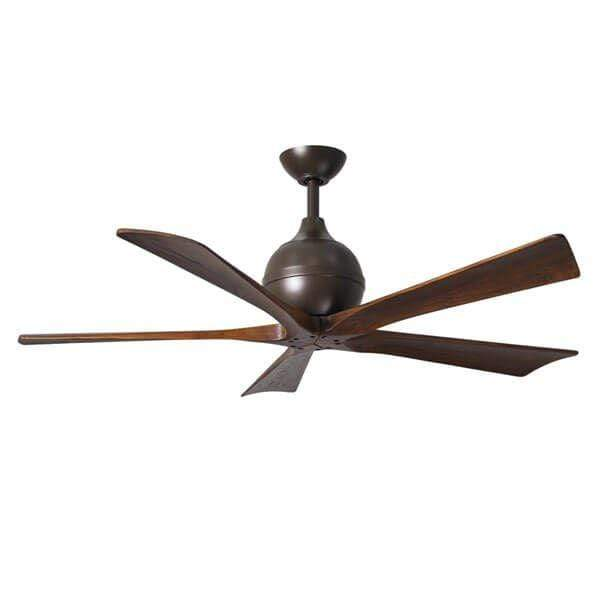 Outdoor Fans Irene 5 Ceiling Fan - Bronze