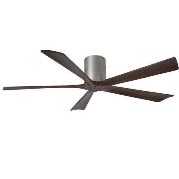 Outdoor Fans Irene 5H Ceiling Fan - Brushed Nickel
