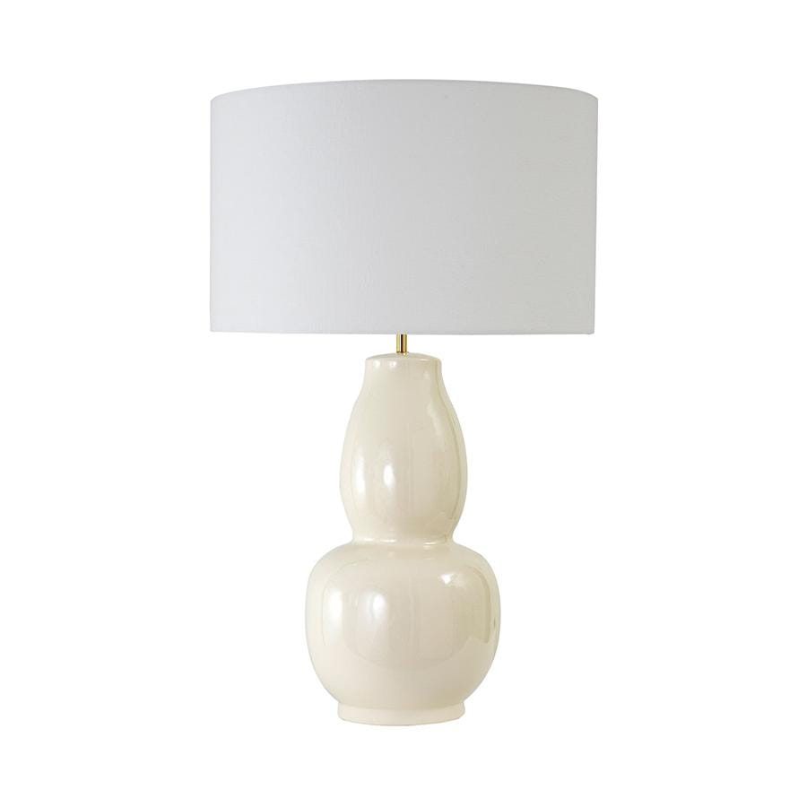 Table Lamps Ivory Gourd Table Lamp