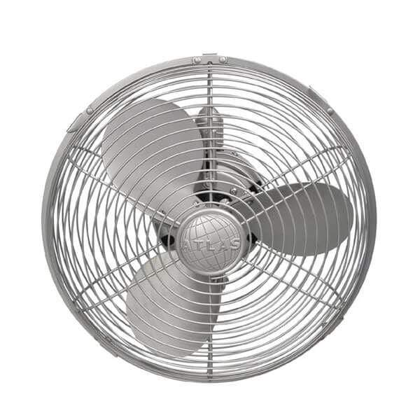 Wall Fans Kaye Wall Fan - Brushed Nickel