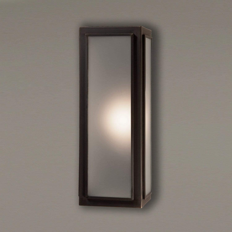 LED Exterior Wall Lights Lille Small Exterior Wall Light