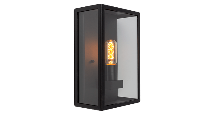 Exterior Wall Light Lofoten Flush Wall Light