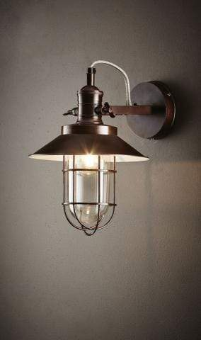 Exterior Wall Light Maine Sconce