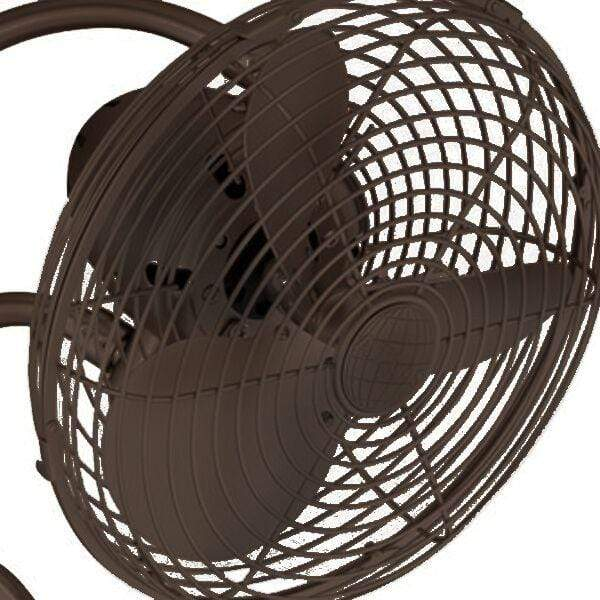 Wall Fans Melody Wall Fan - Bronze