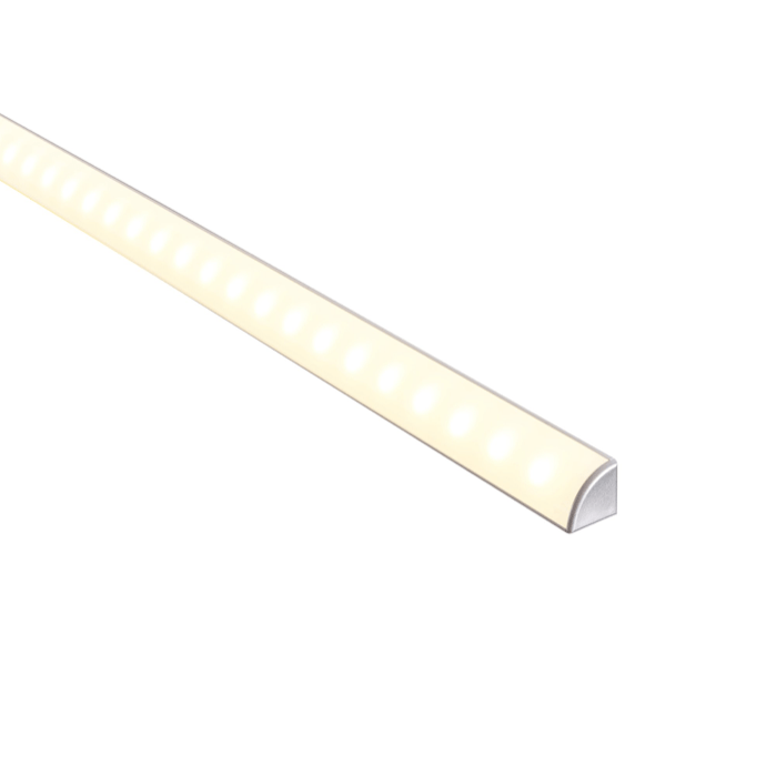 Micro Corner Profile - HV9691-1010 lighting shops lighting stores LED lights  lighting designer