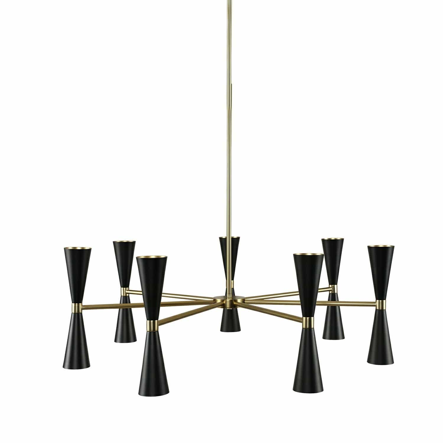 Interior Pendant Milo 7 Arm Chandelier