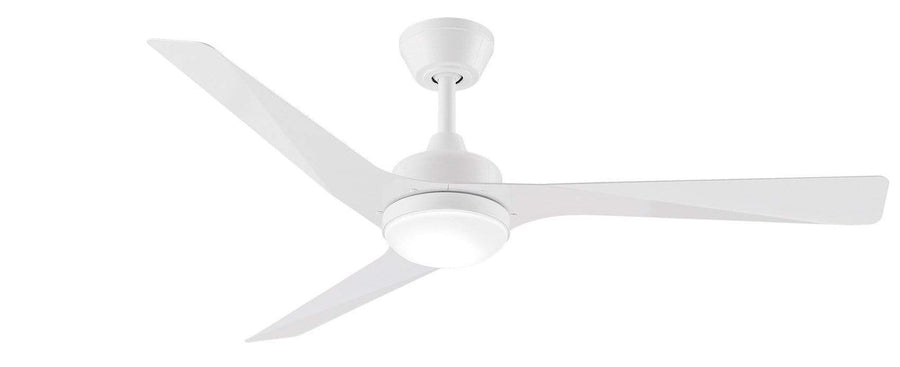 Outdoor Fans Modn-3 Ceiling Fan - White