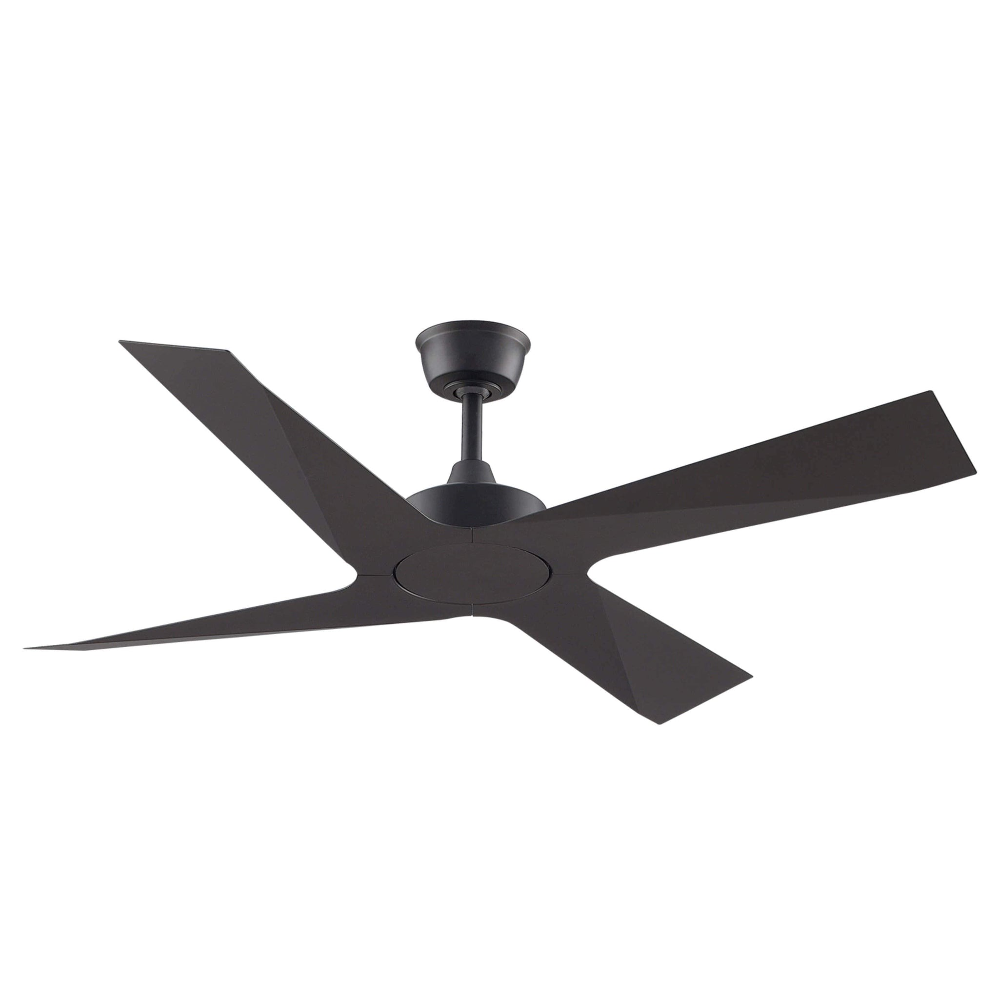 Outdoor Fans Modn-4 Ceiling Fan - Black