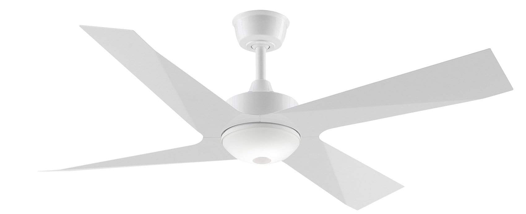 Outdoor Fans Modn-4 Ceiling Fan - White