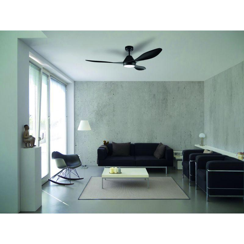 Indoor Fans Nevis Ceiling Fan - White Lighting Desginer